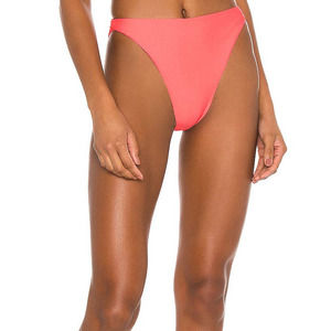 LOVEWAVE The Tatiana Bottom in Hot Coral
